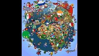 The Nations Of The World-Yakko