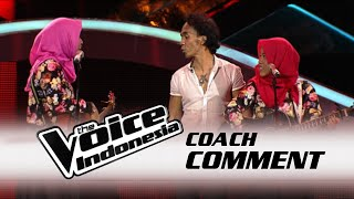 Kaka Rayu R. Sister | The Blind Audition Eps 1 | The Voice Indonesia 2016