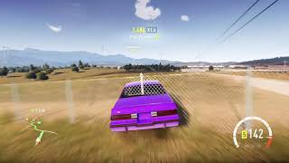 Forza Horizon 2 Barrel Roll
