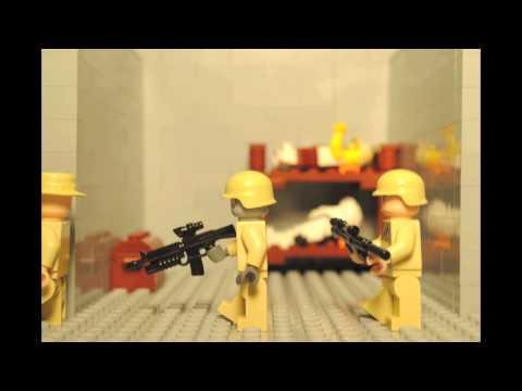 Lego Modern Warfare Prologue