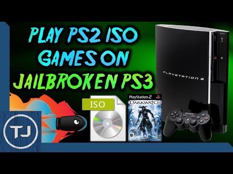 Play PS2 Games On A Jailbroken PS3! (REBUG) [Multiman & ManaGunZ] 2018!