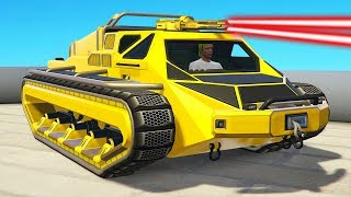 Angry Kid Wants To Fight Me But I Have a Laser Tank.. (GTA RP)