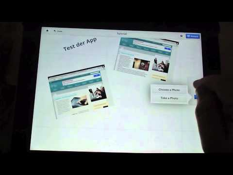 Prezi auf dem iPad - Tutorial