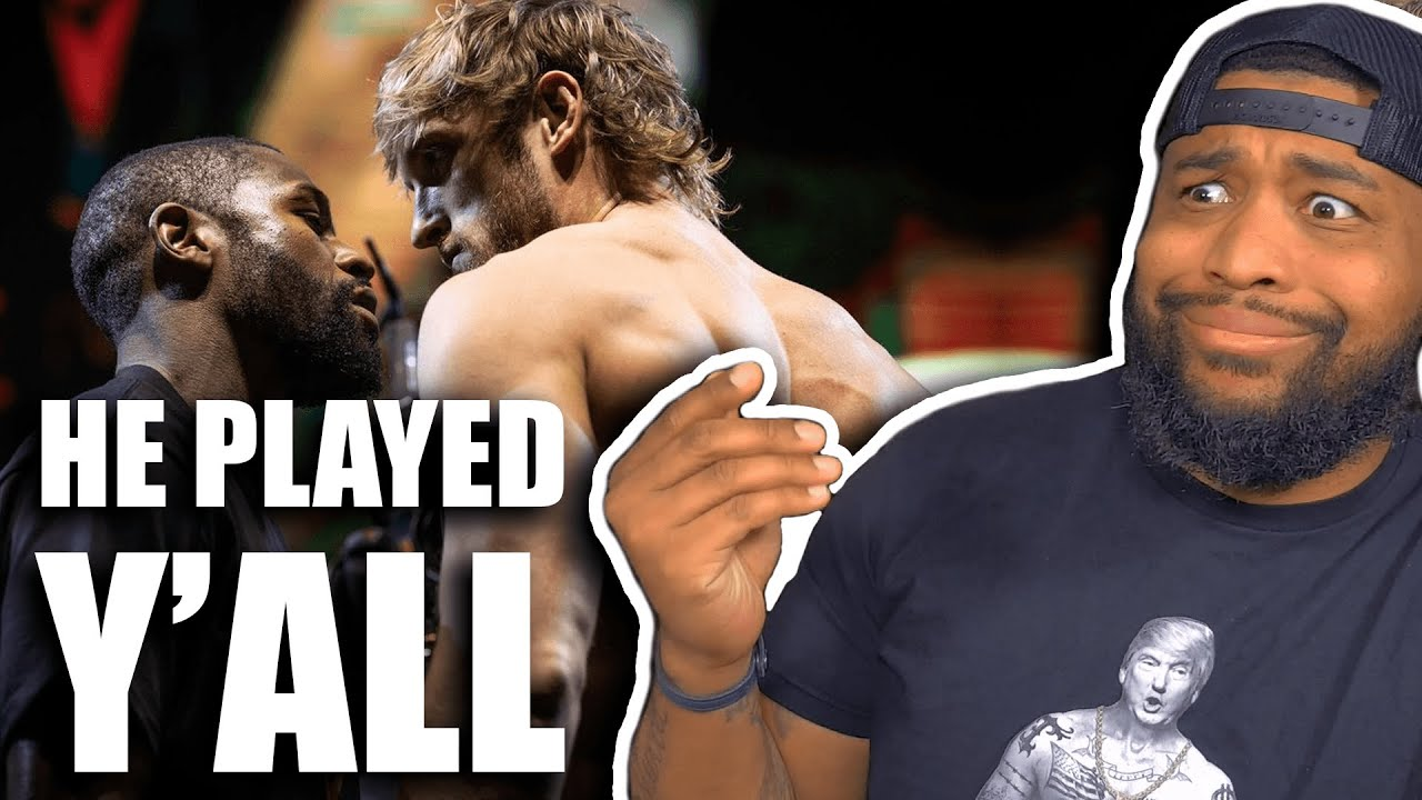 Floyd Mayweather COMMITTED A LEGAL BANK ROBBERY against Logan Paul