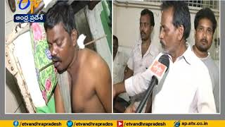 Biker Neck Was Pierced by Iron Rod in Accident | East godavari Dist