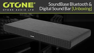 OTONE Audio SoundBase Bluetooth & Digital Sound Bar [Unboxing]