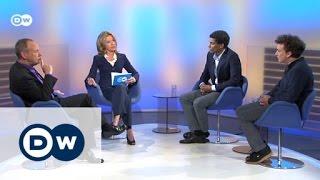 Quadriga: Refugees - Welcome in Germany? | Quadriga