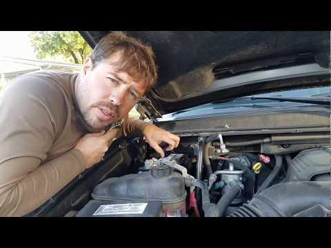 Installing a Battery on 2007 Chevy Avalanche, tahoe,suburban,yukon,