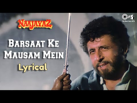 Xxx Mp4 Barsaat Ke Mausam Mein Lyrical Naajayaz Naseeruddin Shah Kumar Sanu Roop Kumar Rathod 3gp Sex