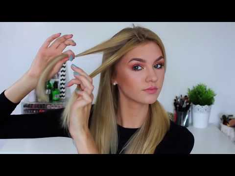 10 Easy puff Hairstyles with Bobby pins | Natural side Puff, Front puff hairstyles Simple & Easy