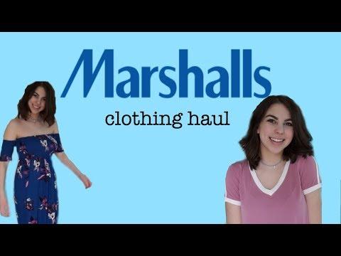 Marshalls Clothing Haul!