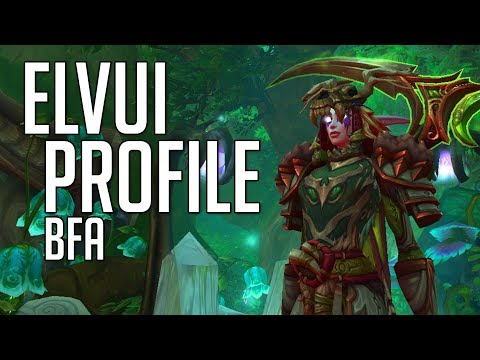 ElvUI Profile and UI Setup - 8 0 BfA - PakVim net HD Vdieos Portal