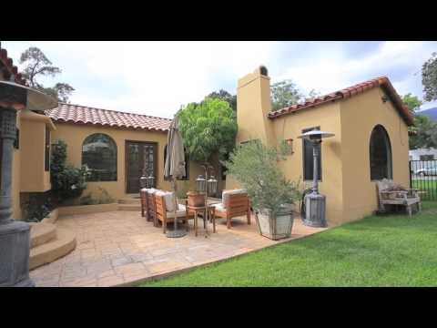 746 Mountain View Ave., Monrovia - Spanish - w/Guest House