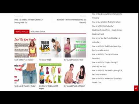How to lose weight fast without exercise or pills for free (Tap this Title on MOBILE for More INFO)