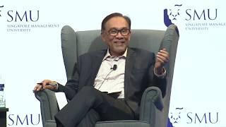 SMU Ho Rih Hwa Lecture: Datuk Seri Anwar Ibrahim (Q&A) | 20 Sep 2018