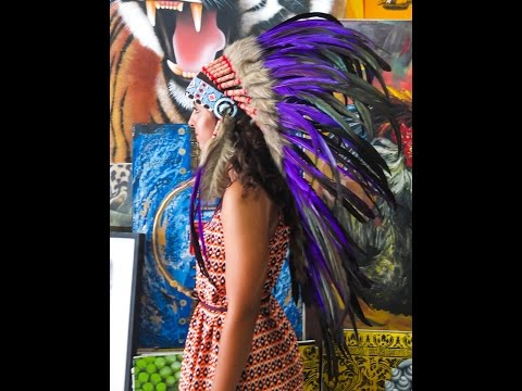 Indian Headress for Fashion - Indian Headdress