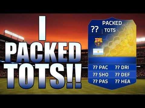 I PACKED A TOTS!!! - FIFA 14 Ultimate Team