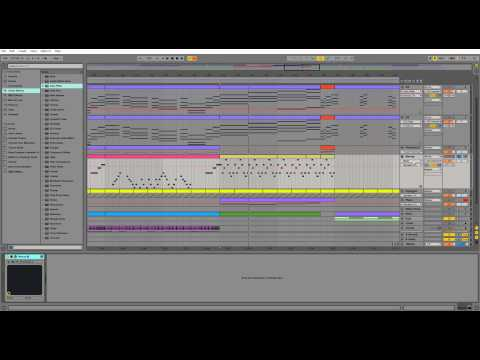 How to make Melodic Dubstep Buildups in Ableton