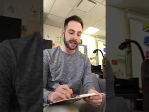 Teacher pranks students with fake spelling test for April Fools' Day
