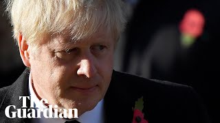 Boris Johnson promises to end 'groundhoggery of Brexit' in campaign speech – watch live