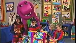 The Barney Bag (Barney's Fun & Games)