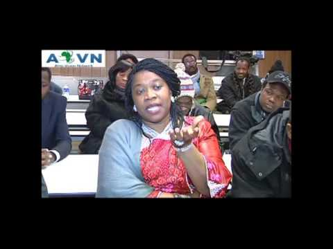 Des Beninois New York, New Jersey et Connecticut aux USA (Video(3) www.avntv.net