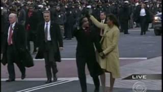 Obama Walks The Walk