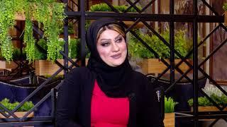 #x202b;برنامج - قهوة ساخنة -  تقديم زينة الكاظمي - ضيف الحلقة المنشد  احمد الساعدي#x202c;lrm;