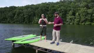 David Crockett Park Gets New Paddle Boards