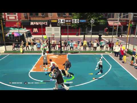 3on3 freestyle single mode AI players even player
