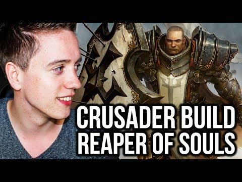 Reaper of Souls Crusader Build Guide For Level 70! (Diablo 3: Reaper of Souls Expansion)