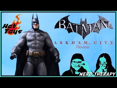 Hot Toys Batman Arkham City Video Game Masterpiece 1:6 Scale