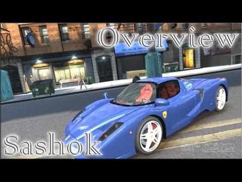 Ferrari Enzo 2002 for GTA 4/EFLC [Overwiev]