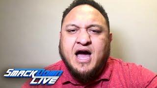 Samoa Joe doesn