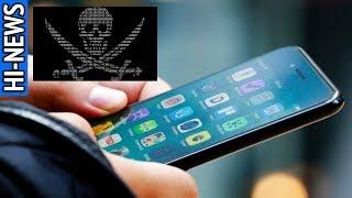 Взлом iPhone 7, чем хорош Nokia 8 и вооруженный дрон - солдат будущего.| HI-NEWS.