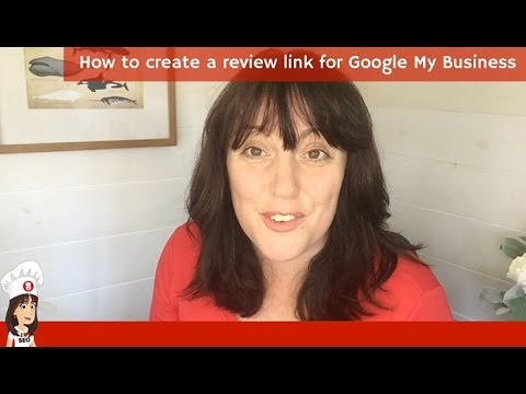 How to create a review link for Google My Business pages