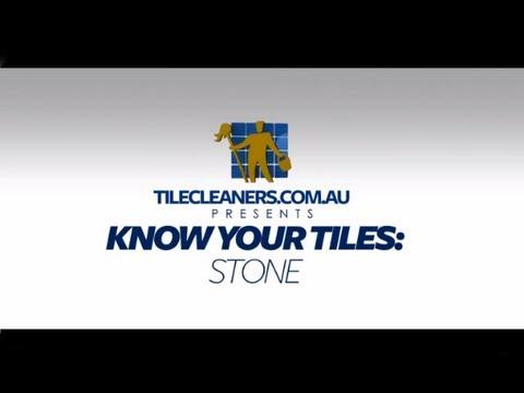 Types of Stone Tile - Limestone, Sandstone, Travertine, Marble, Granite, Bluestone