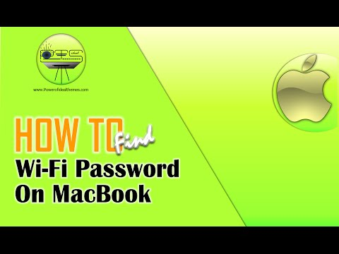 How to Find WiFi Password on Mac - [ A Quick Tip ]