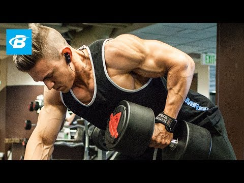 Abel Albonetti's Ultimate Back Workout