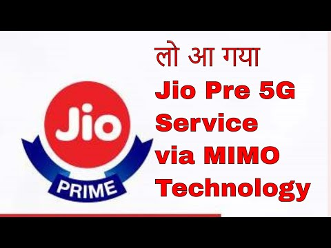 MIMO Pre-5G technology across Indian jio and airtel in ipl || technical fahim