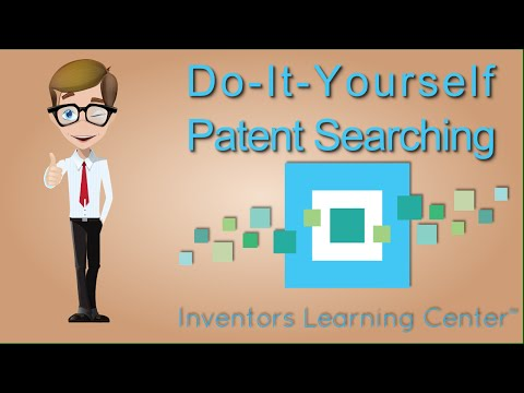Learn Patent Searching - A New Course All About Patent Research