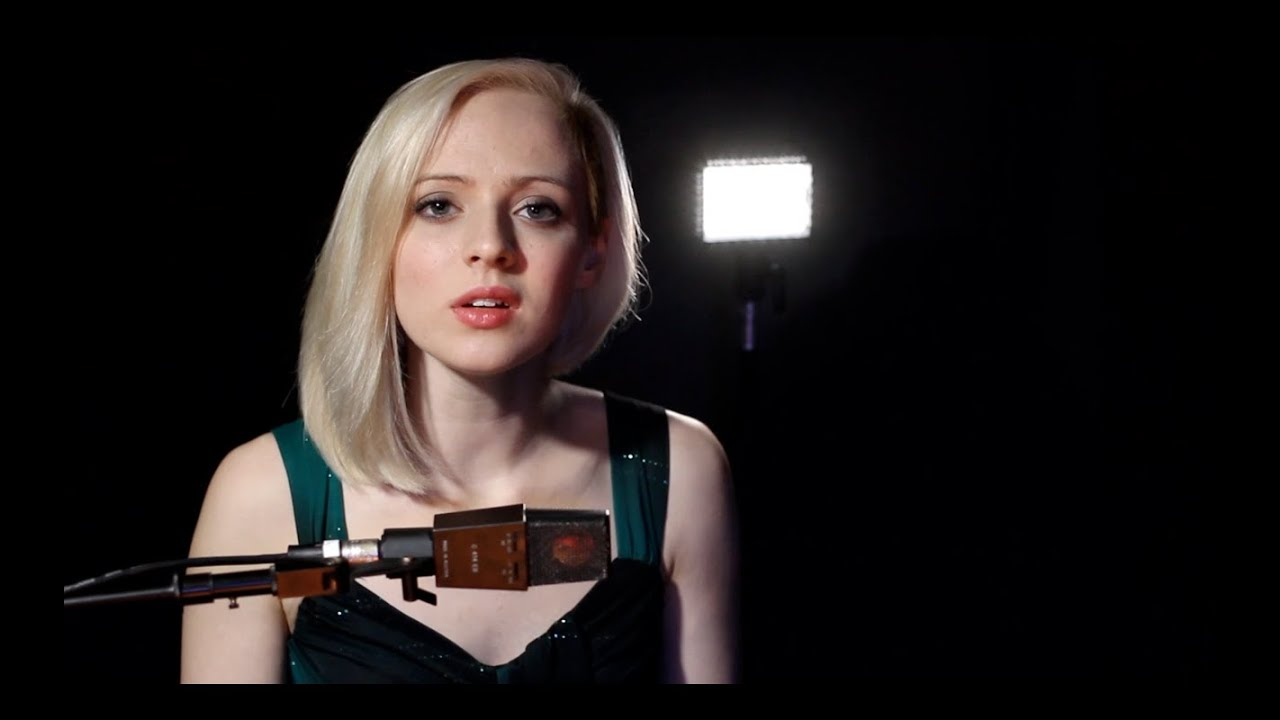 Bruno Mars - When I Was Your Man (Female Version) - Madilyn Bailey Piano Cover