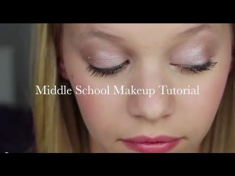 Middle School Makeup Tutorial (Drugstore Edition)