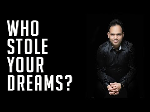 Why You are Unhappy, Who Stole Your Dreams? VED  [in Hindi]