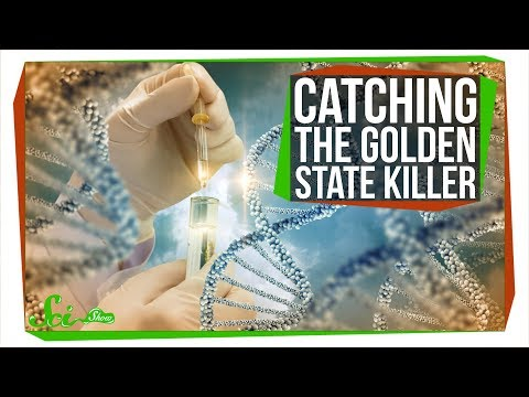 How DNA Analysis Led Police to the Golden State Killer