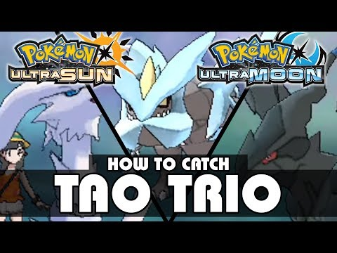How to Catch Reshiram, Zekrom, and Kyurem! | Pokémon Ultra Sun and Moon | Legendary Pokémon