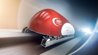 MIT set for SpaceX Hyperloop Pod Competition