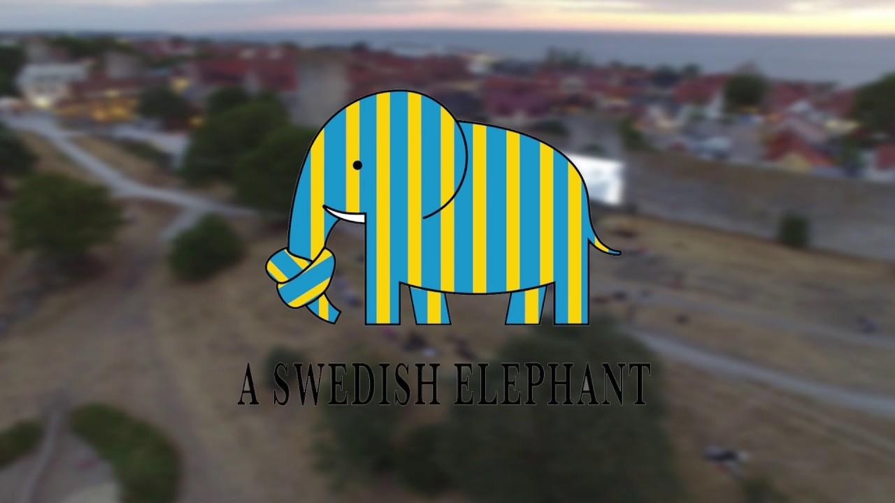 A Swedish Elephant -  Årets livligaste paneldebatt i Almedalen 2018