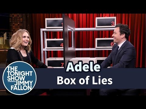 Box of Lies with Adele
