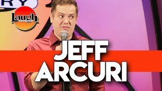 Jeff Arcuri | Godfather & Power Crystals | Stand Up Comedy